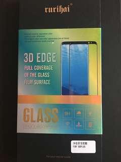 三星 3D曲面高清全屏鋼化膜.  S8plus