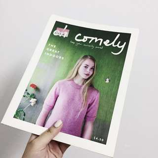 💯 Oh Comely magazine
