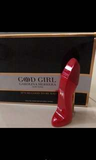 EDP Carolina herrera Good Girl Ori Singapore