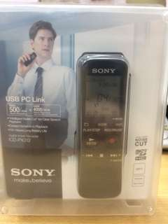 數碼錄音筆 SONY ICD-PX312 digital voice recorder mp3