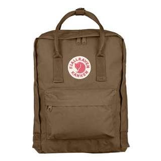 Fjallraven Kanken Classic Backpack - Sand