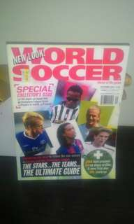 FOOTBALL Magazine - World Soccer September 2003