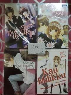 Comic Gempak Starz Manga Comics