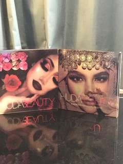 Huda Beauty Inspired Eye Shadow Palette