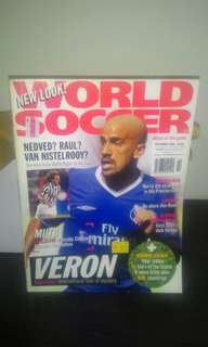 FOOTBALL Magazine - World Soccer November 2003