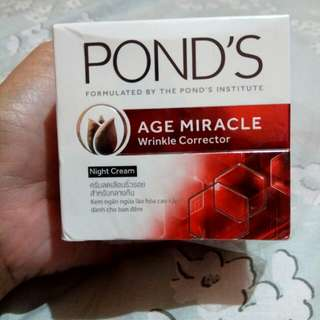 POND'S AGE MIRACLE (Day & Night Cream)