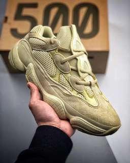 Adidas Yeezy 500 Desert Rat