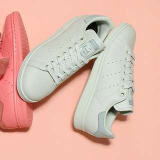Adidas Stan Smith Linen Green