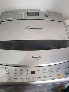 WASHING MACHINE PANASONIC 8kG