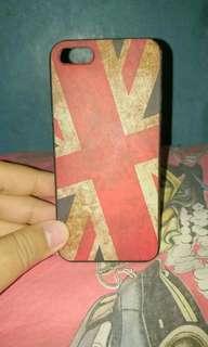 Hardcase american flag bekas iphone 5