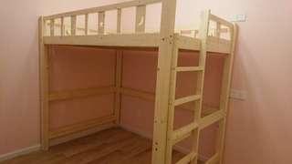 家私舖結業 全新高架床