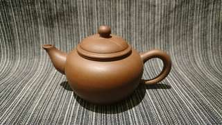 早期紫砂壺、鴿嘴標準壺