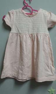 Baby dress 3-6 months