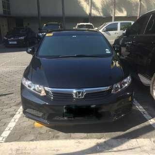 Honda civic 2013 1.8s ivtec manual 64k millage