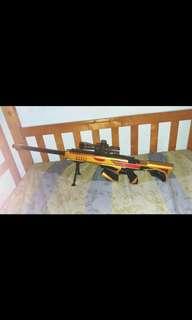 狙擊水彈槍