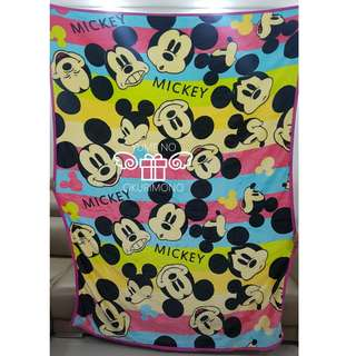 Disney - Single Flannel Blanket (A)
