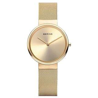 BERING 14531-333 31MM CLASSIC GOLD MILANESE LADIES' WATCH