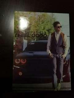 [✔️] Daniel Padilla's I Feel Good Album