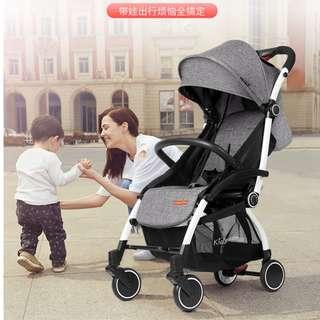 Kiddopotamus 3330 Mini portable stroller
