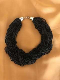 Black Chocker Necklace