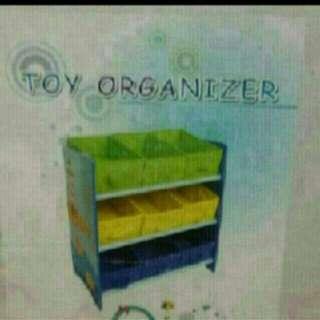 Brand New Toy Organiser Storage