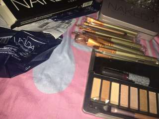 Thanks for buying Naked make up