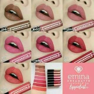 Lip Cream Emina CreamMatte