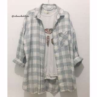 SALE - Long Outer / Flanel