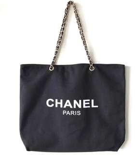 Chanel VIP Chain Canvas