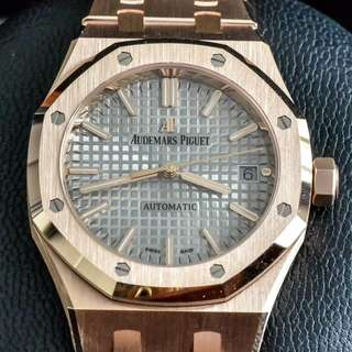 AP Audemars Piguet Royal Oak  AP075_15450OR.OO.1256OR.01