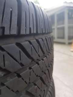 Bridgestone 265/65 R17 P5500 each