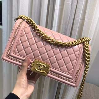 Boutique Quality Chanel leboy 25