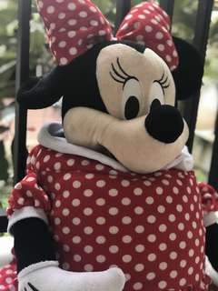 Tutup Galon Minnie Mouse Ori