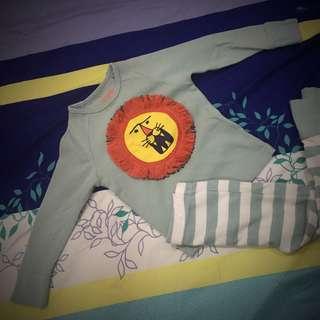 Cotton on pyjamas