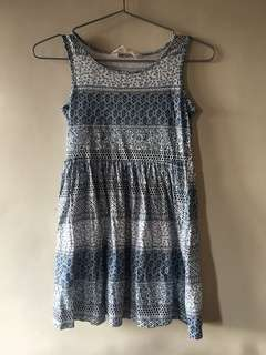 Repriced! H&M dress 8-10Y