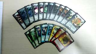 Duel Masters Bargain Set 2 (Free)