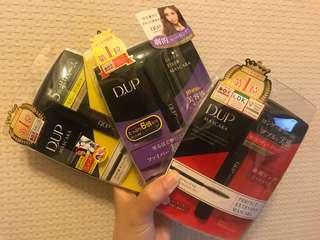 DUP Mascara 睫毛膏