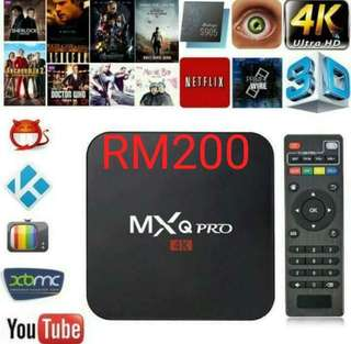 Android TV Box - IPTV box - Smart TV Box