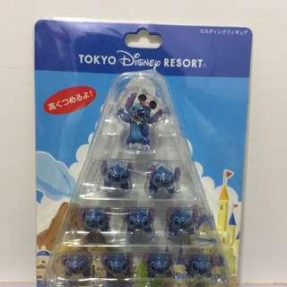 東京迪士尼 Tokyo Disney 史迪仔 stitch 疊高高