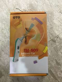 In-Ear Thermometer (For Babies, Children or Adults)