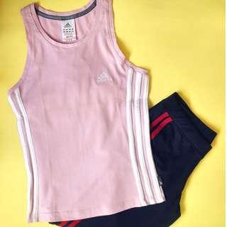 Adidas Lilac Tank Top