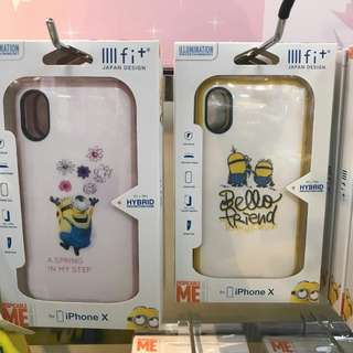 [PO] Despicable Me Minions iPhone Mobile Cases (iPhone X / 8 / 7 / 6s)