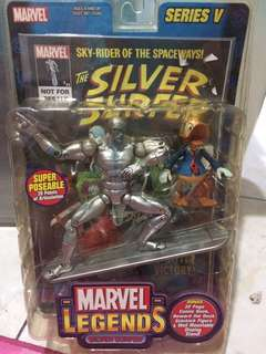 Silver Surfer (Open Box)