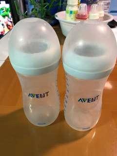 2 big bottles