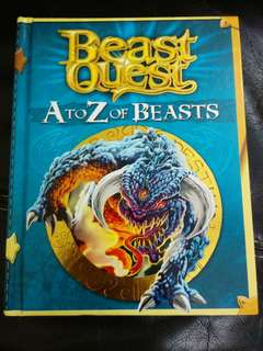 Beast Quest A-Z of Beasts