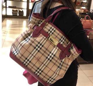 Burberry Bag Authentic & Brand New!