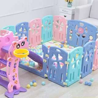 Playard play yard playpen playground safety babies kid