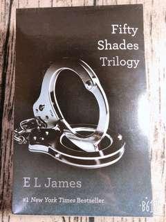 *小安的店*原文小說-Fifty Shades Trilogy 格雷的50道陰影