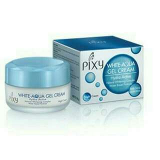Pixy Aqua Gel Night Cream