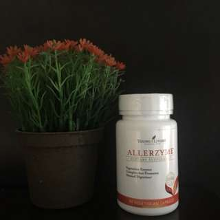 Young Living Allerzyme 90 ct